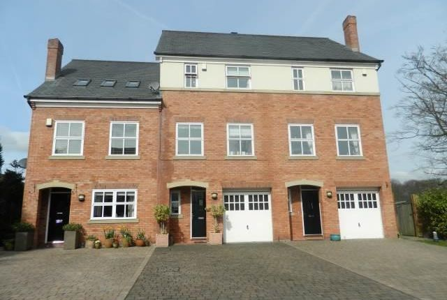 Thumbnail Town house to rent in Drywood Avenue, Worsley
