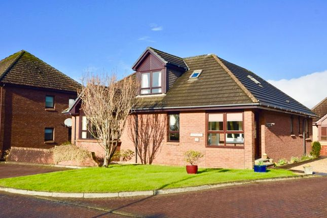 Thumbnail Detached house for sale in Pencil View, Largs