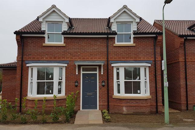 Thumbnail Detached house for sale in Edinburgh Road, Newmarket