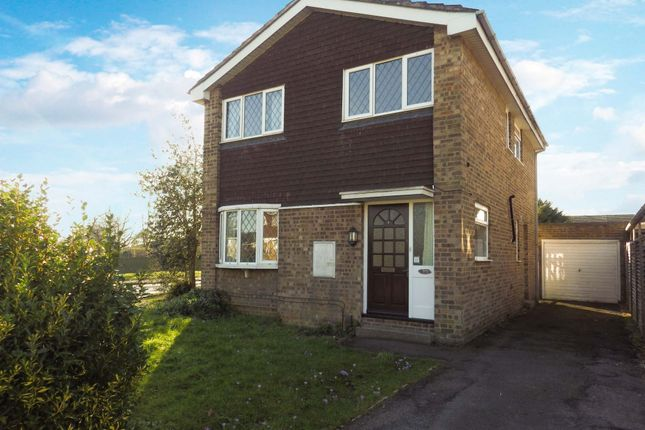 Thumbnail Detached house to rent in Dovetrees, Carterton, Oxfordshire