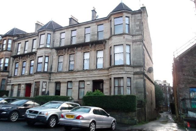 Thumbnail Flat to rent in Broomhill Avenue, Broomhill, Glasgow