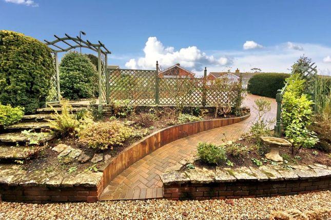 Front Garden of Stevens Lane, Sidmouth, Devon EX10