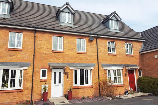 Thumbnail Terraced house to rent in Mare Close, Whitchurch