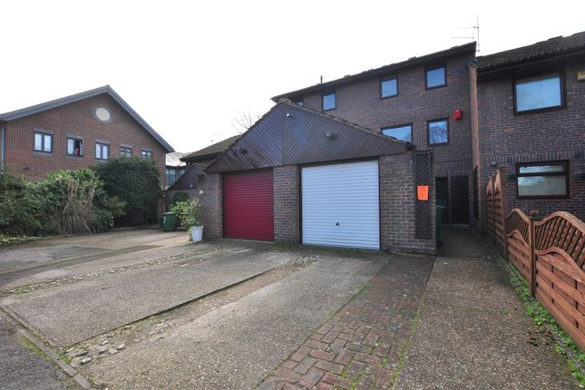 Front of Island Close, Staines-Upon-Thames, Surrey TW18