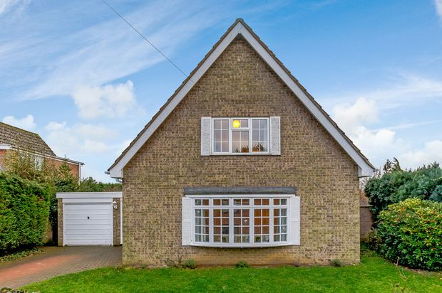 3 bed detached house for sale in Orchard Lane, Peterborough