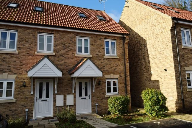 Thumbnail Semi-detached house to rent in Nickerson Yard, Thetford