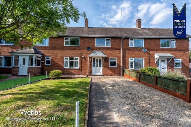 Thumbnail Terraced house for sale in Mitre Road, Cheslyn Hay, Walsall