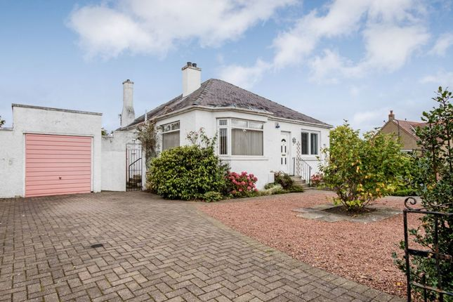 Thumbnail Detached bungalow for sale in 16 Lasswade Road, Dalkeith