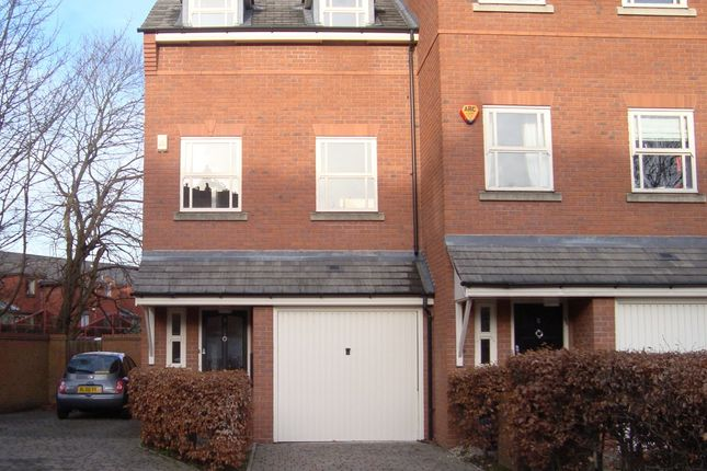 Thumbnail Town house to rent in The Farthings, Harborne, Birmingham