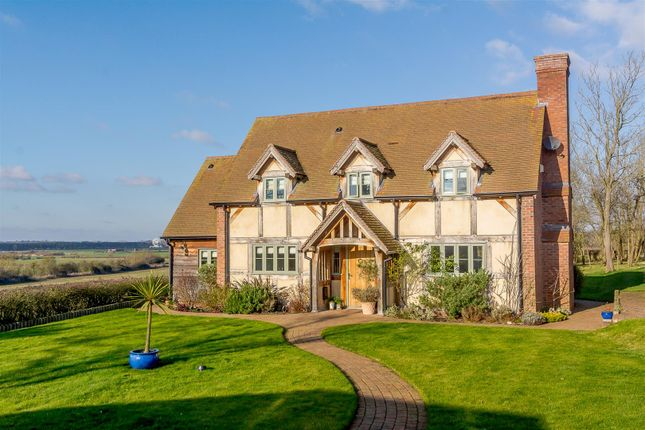Thumbnail Detached house for sale in Harpley Road, Defford, Worcestershire
