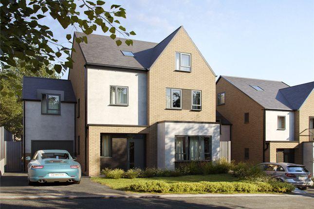 Thumbnail Detached house for sale in Plot 36 Fairfax, The Heath, Dunstarn Lane, Adel