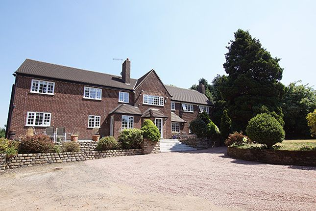 Thumbnail Detached house for sale in Mere Road, Newton-Le-Willows
