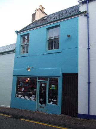 Thumbnail Town house for sale in Stornoway, Isle Of Lewis