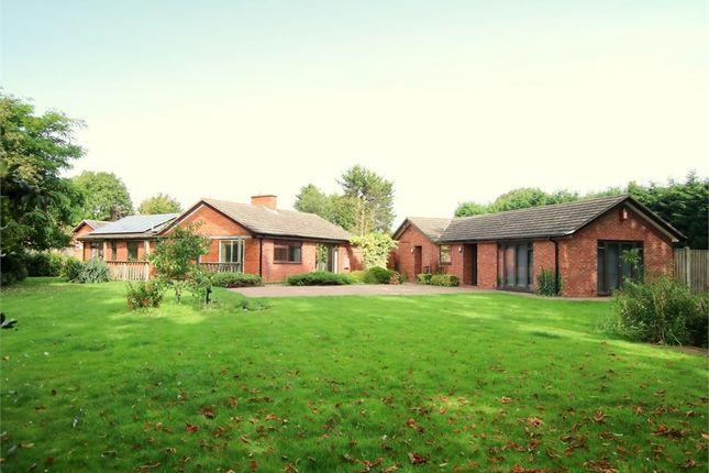 Thumbnail Detached bungalow for sale in Wilkinson Close, Eaton Socon, St. Neots