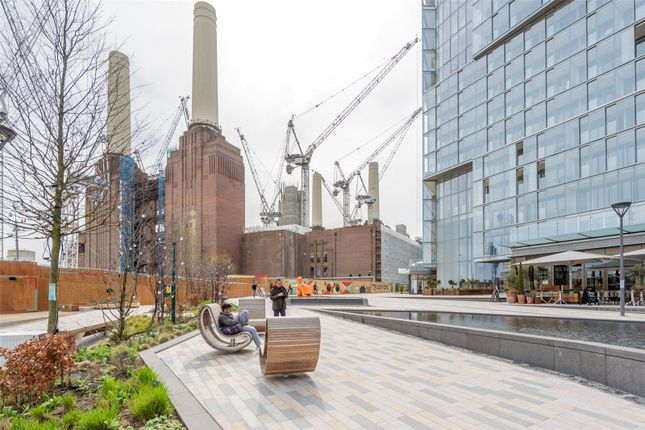 Thumbnail Studio for sale in Switch House East, Battersea Power Station, Nine Elms Lane, London