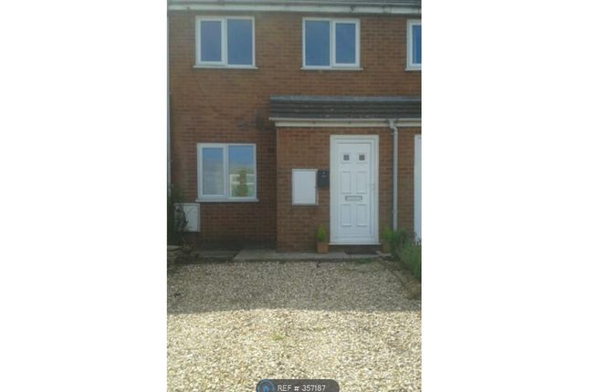 Thumbnail Terraced house to rent in Cae Glas, Coedpoeth