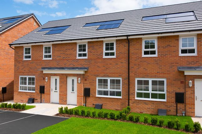 """Thumbnail Terraced house for sale in """"Maidstone"""" at Croft Drive, Moreton, Wirral"""