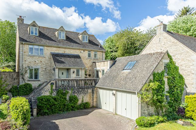 Thumbnail Detached house for sale in 2 Orchard Rise, Burford, Oxfordshire