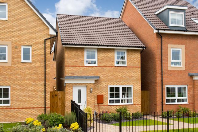 """Thumbnail Detached house for sale in """"Maidstone"""" at Musselburgh Way, Bourne"""