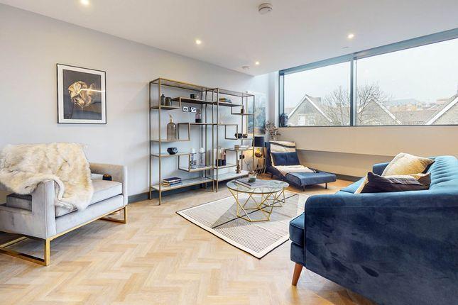 Thumbnail Flat for sale in Windsor Road, Penarth