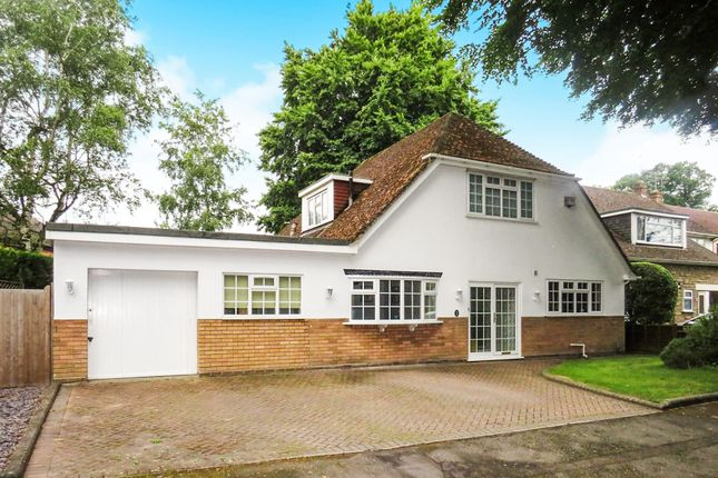 Thumbnail Detached house for sale in Ferndale Drive, Kenilworth