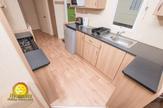 Kitchen of Karo Place, Sandy Bay, Exmouth EX8