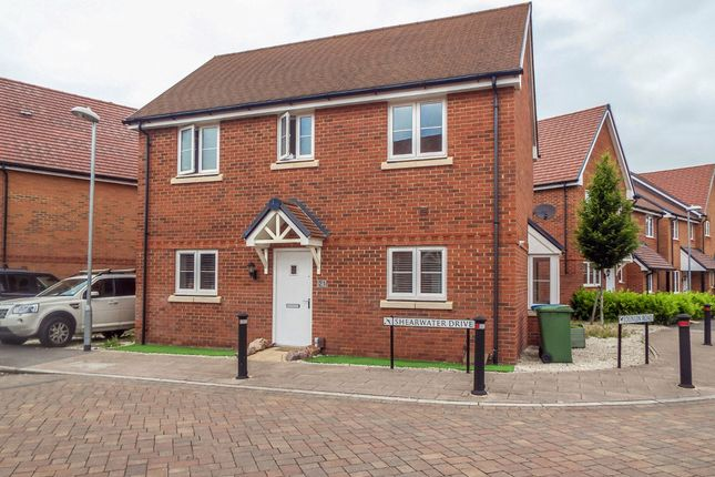 Thumbnail Detached house to rent in Shearwater Drive, Bracknell