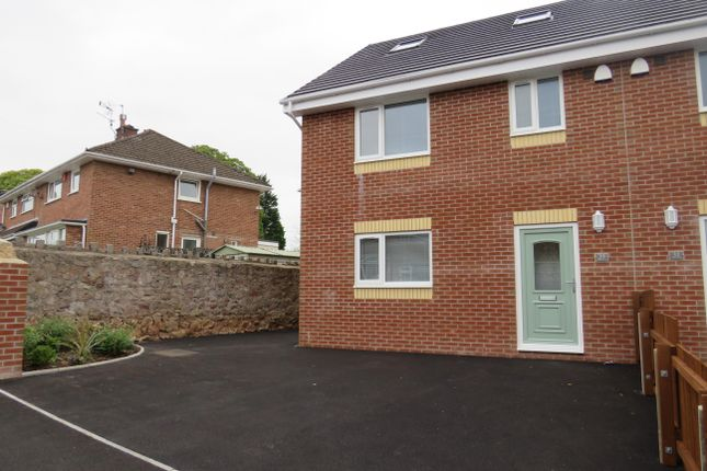 Thumbnail Property to rent in Fern Place, Fairwater, Cardiff