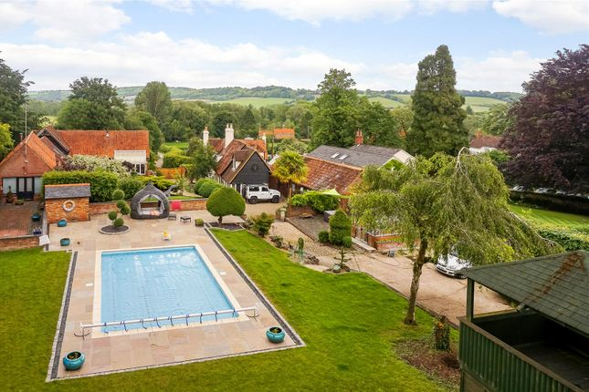 Thumbnail Detached house for sale in Aston, Henley-On-Thames, Berkshire