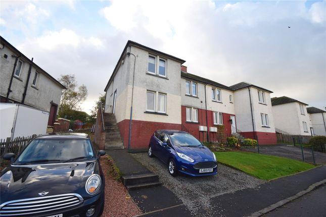 Thumbnail Flat for sale in Prospect Drive, Ashgill, Larkhall, South Lanarkshire