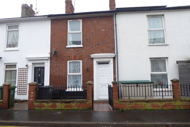 Thumbnail Terraced house to rent in Havelock Road, Great Yarmouth