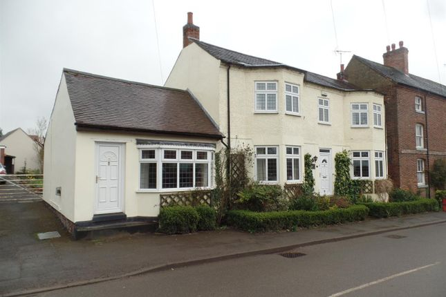 Thumbnail Detached house for sale in Church Lane, Ravenstone, Leicestershire