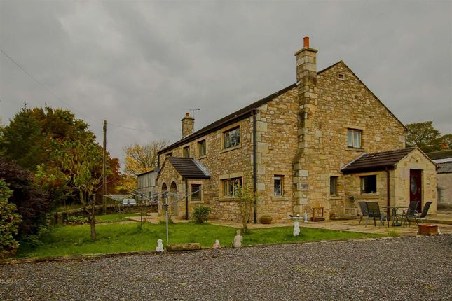 Thumbnail Barn conversion for sale in Woodend Road, Reedley Hallows, Burnley
