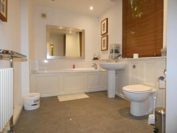 Bathroom of Burleigh Mews, 10 Stafford Street, Derby, Derbyshire DE1