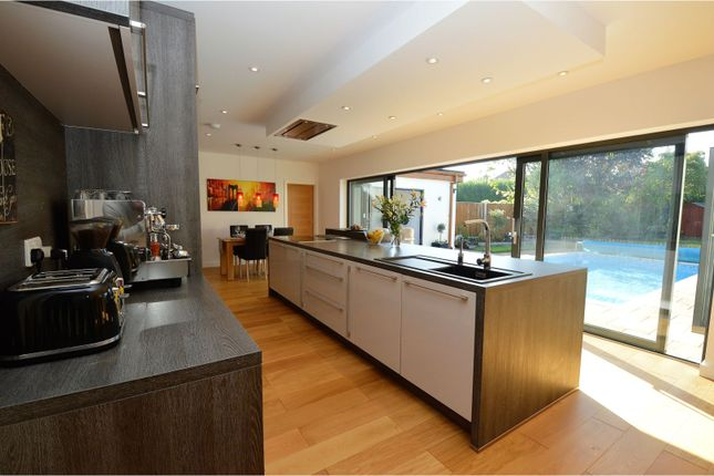Thumbnail Detached bungalow for sale in Tipps Cross Lane, Brentwood