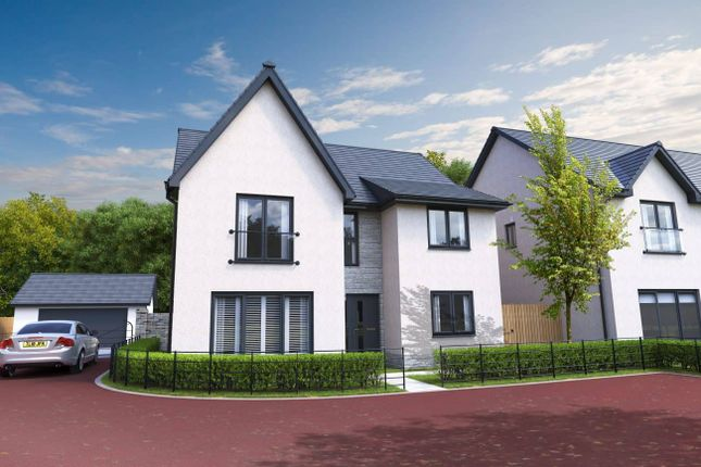 """4 bed detached house for sale in """"Leonardo Garden Room"""" at Newton Manor EH42"""