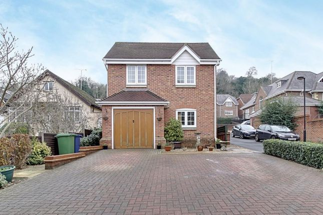 Thumbnail Detached house for sale in The Sidings, High Wycombe