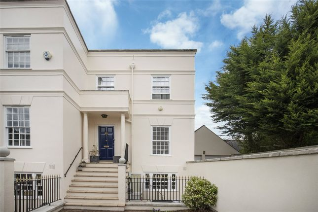 Thumbnail End terrace house to rent in Seaton Close, Putney