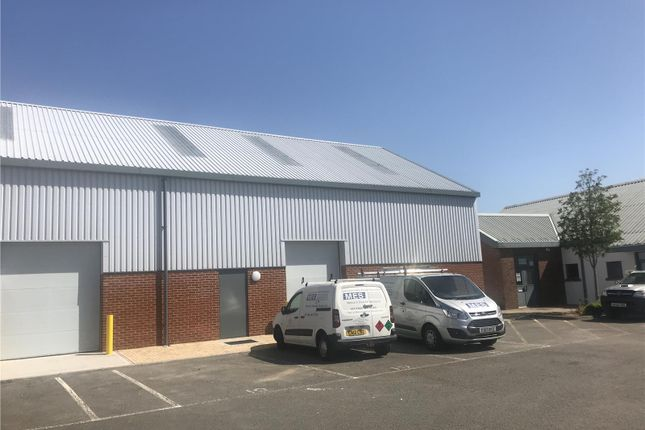 Thumbnail Warehouse to let in Unit 10, Llancoed Court, Llandarcy, Neath