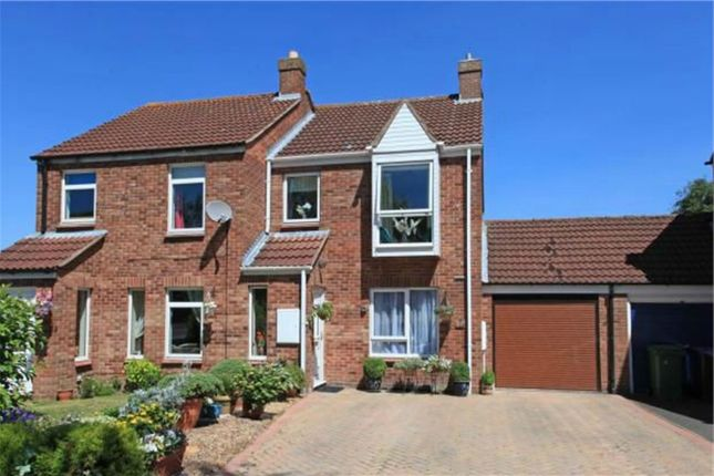 Thumbnail Semi-detached house for sale in Hopkins Heath, Shawbirch, Telford, Shropshire