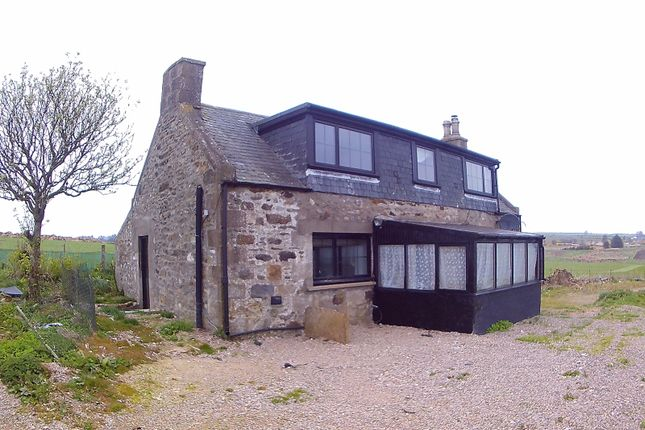 Thumbnail Detached house for sale in Sleepyneuk Croft, Turriff
