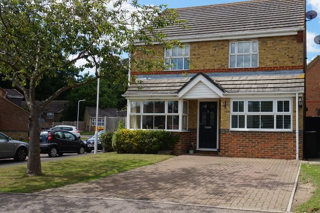 Thumbnail Detached house for sale in Sceales Drive, Cliffsend, Ramsgate
