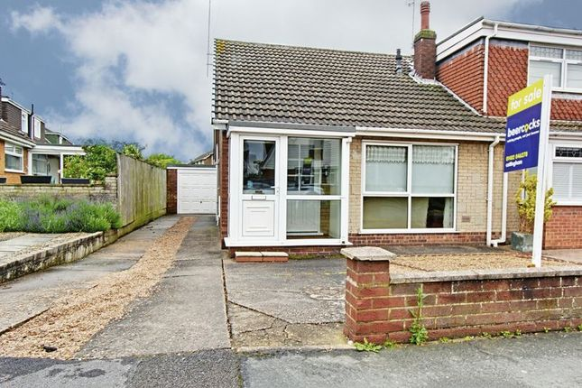 Thumbnail Semi-detached bungalow for sale in The Wolds, Cottingham