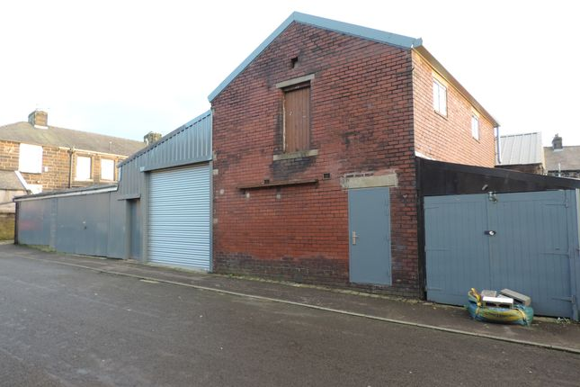 Thumbnail Warehouse for sale in King Street, Briercliffe, Burnley