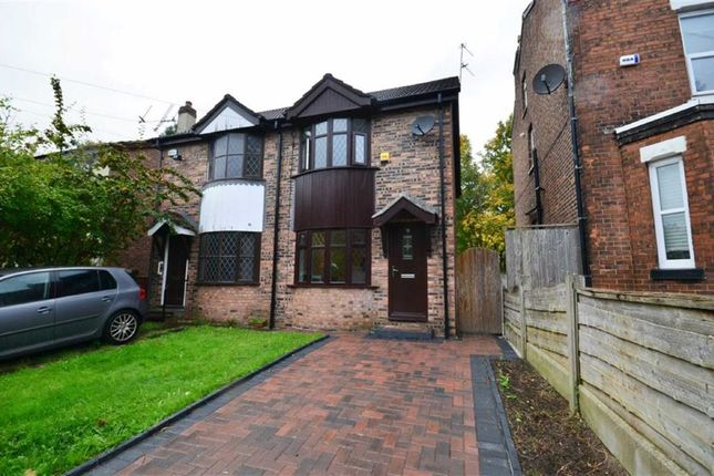 Thumbnail Semi-detached house to rent in Cresswell Grove, West Didsbury, Manchester, Greater Manchester