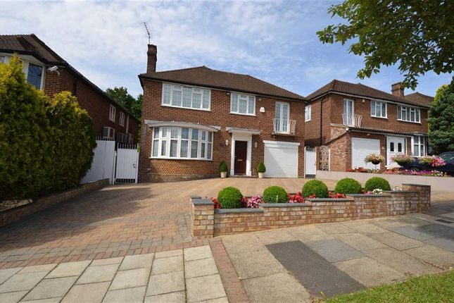 Thumbnail Property for sale in Michleham Down, London