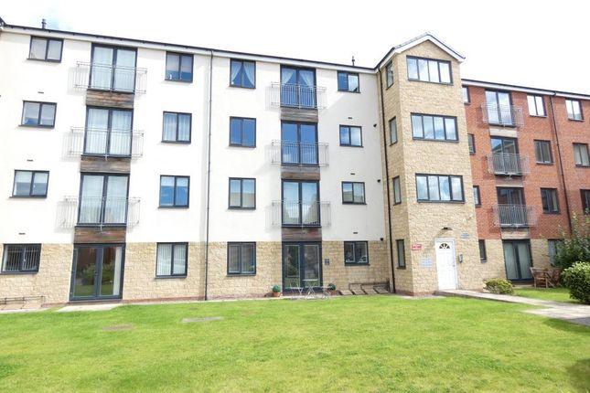 Thumbnail Flat to rent in St. Michael's Vale, Hebburn