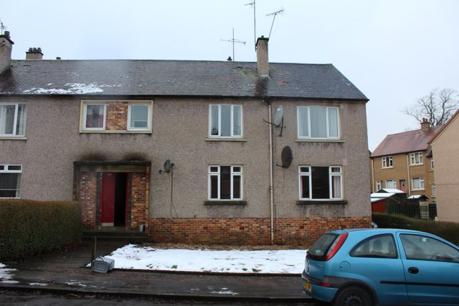 Thumbnail Flat to rent in Begg Avenue, Falkirk