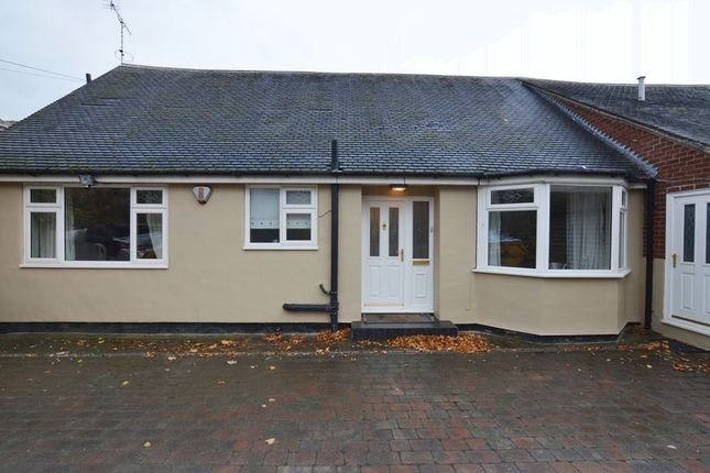 Thumbnail Detached bungalow to rent in Castle Terrace, Sandal, Wakefield