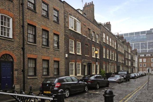 Thumbnail Terraced house for sale in Elder Street, Spitalfields